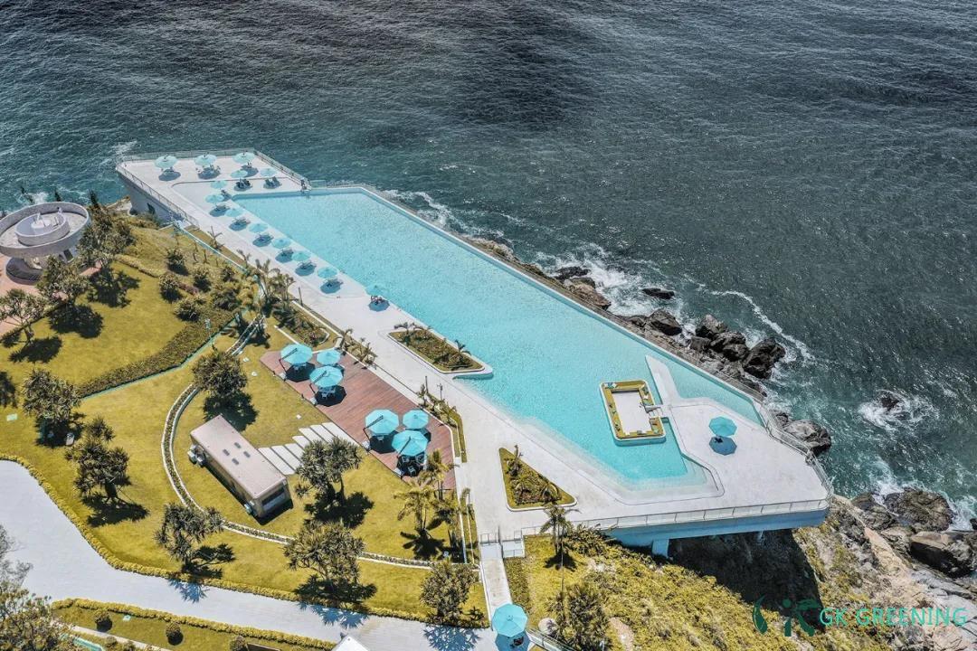 陪你度过不一样的野奢假期--北洛秘境悬崖泳池